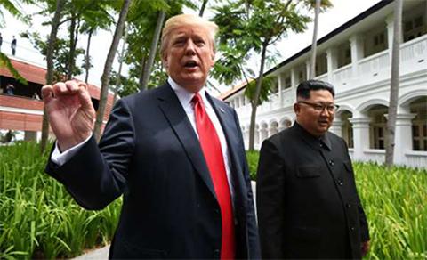 Donald-Trump:-Corea-del-Norte-podria-ser--potencia-economica--sin-armas-nucleares
