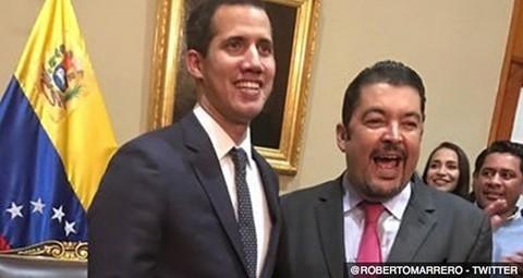 Oposicion-denuncia-detencion-de-Roberto-Marrero,-mano-derecha-de-Juan-Guaido