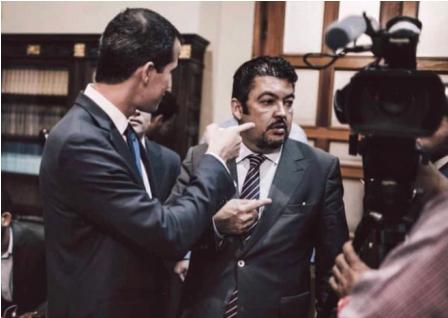 Maduro-apresa-a-la-mano-derecha-de-Juan-Guaido