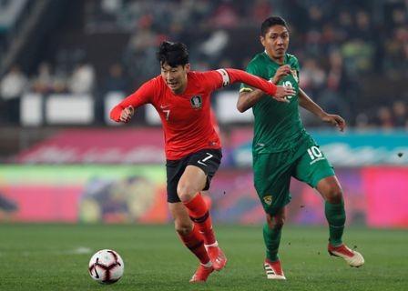 Primera-derrota-de-Bolivia-ante-Corea