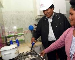Bolivia-preve-superar-90%-de-cobertura-de-gas-domiciliario-para-el-Bicentenario