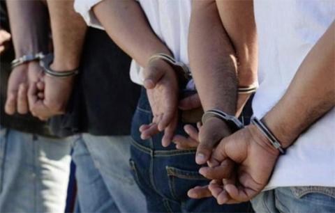Policia-aprehende-a-seis-autores-de-la-violacion-grupal-en-Minero