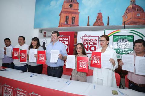 Bolivia-Dice-No-sella-alianza-con-seis-plataformas-ciudadanas-de-Santa-Cruz