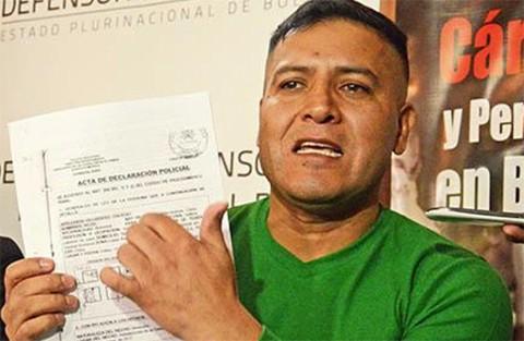 Exmilitar-acusa-al-coronel-Medina-de-tener-nexos-con-el-narcotrafico