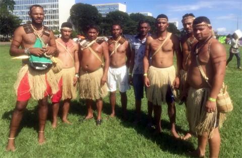 Indios-protestan-en-Brasilia-contra-las-politicas-de-Bolsonaro