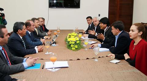 Delegacion-de-empresarios-privados-acompanara-a-Evo-en-viaje-a-Dubai