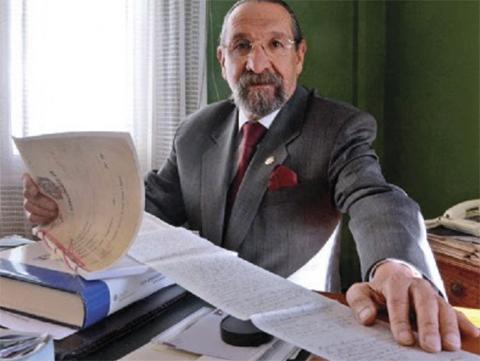 Recurso de Hábeas Corpus elaborado en papel higiénico cumple 47 años