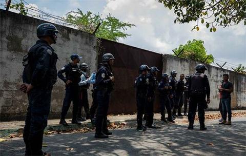 Venezuela:-Motin-carcelario-deja-29-reos-muertos-y-19-policias-heridos
