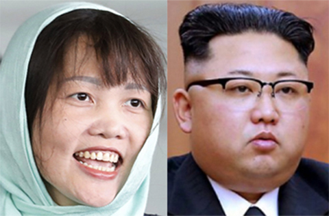 Malasia-libera-a-la-vietnamita-acusada-de-matar-al-hermanastro-de-Kim-Jong-un