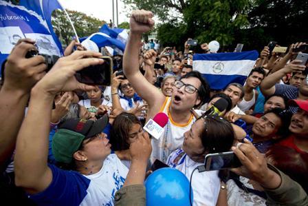 Nicaragua-aplica-Ley-de-Amnistia