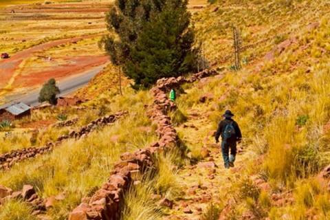 Evo-Morales-emprende-caminata-internacional-del-Qhapaq-Ñan