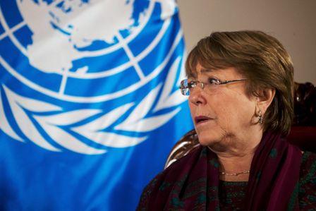 Bachelet-deja-instalada-comision-de-DDHH-en-Venezuela