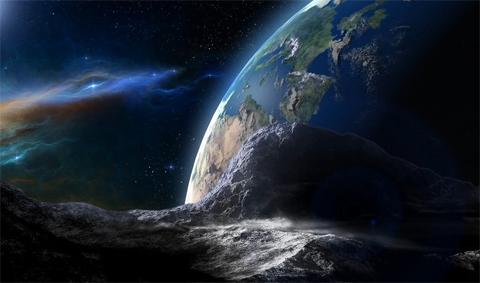 Gigantesco asteroide se aproximará este jueves a la Tierra