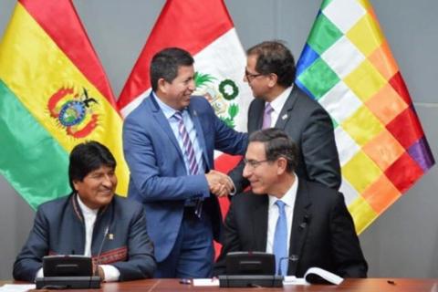 Bolivia empezará a exportar GNL a Perú en menos de un mes