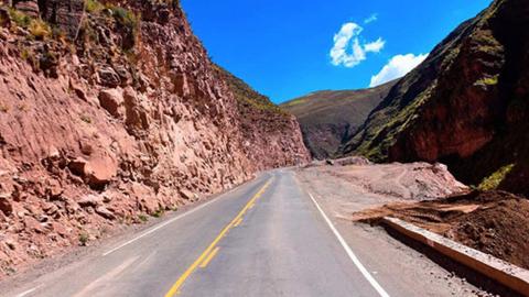 Mueren dos personas por colisión en carretera de Potosí