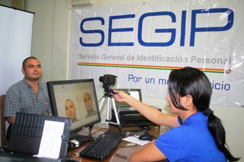 Segip amplía sus horarios de atención en todo el país