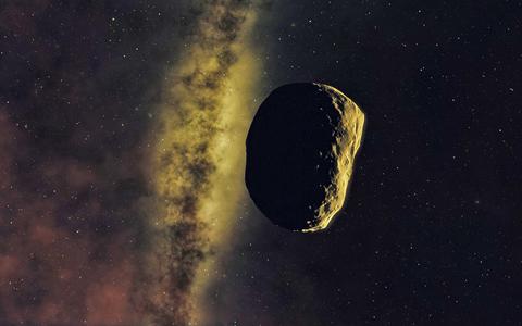 Descubren asteroide valuado en 700 quintillones de dólares