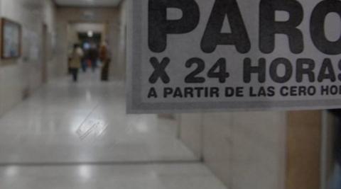 Pacientes-sorprendidos-por-paro-medico-en-centros-y-hospitales