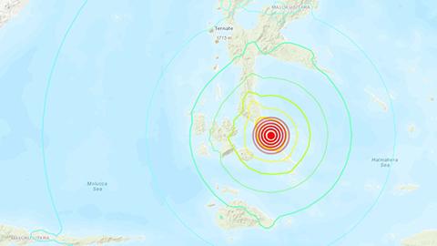 Fuerte-terremoto-de-magnitud-7,3-sacude-islas-Molucas