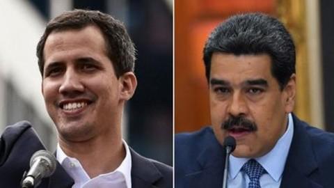 Los-enviados-de-Maduro-y-Guaido-retoman-dialogo-sin-acuerdos