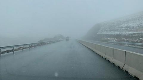 Cierran-carretera-Potosi-Oruro-por-intensa-nevada-y-neblina