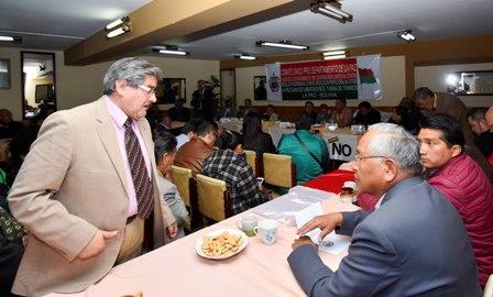 Bolivia va al paro el 21 de agosto por el 21F