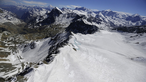 Una nueva amenaza pone en peligro los glaciares de Chile