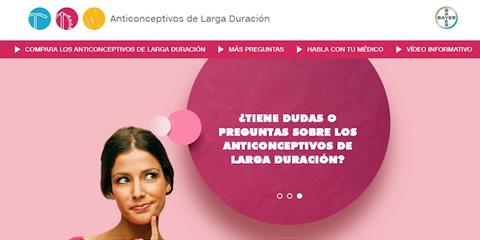Bayer brindan información sobre anticonceptivos de larga duración