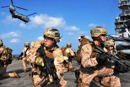Ejercicios-militares-de-13-paises-en-Brasil
