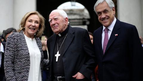 Investigan-a-arzobispo,-tio-de-presidente-chileno,-por-abusos-sexuales