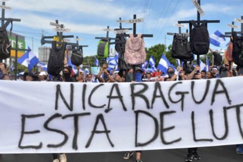 ONG-pide-a-EEUU-otorgar-asilo-politico-a-exiliados-por-la-crisis-en-Nicaragua