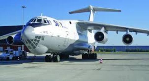 El-avion-ruso-Ilyushin-Il-79-llegara-a-Bolivia-para-combatir-los-incendios