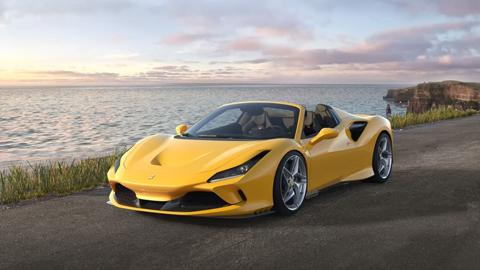 Ferrari presenta dos nuevos superdeportivos