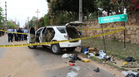 Rescatan-a-jefe-narco-tras-tiroteo-con-policias-en-Paraguay
