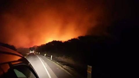 Evacuan-a-siete-familias-en-San-Matias-y-12-ninos-con-sus-madres-en-Robore