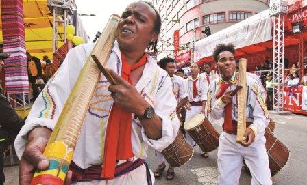 Faltan solo días para el festival Afrodescendientes