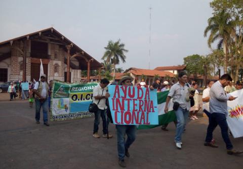 Inicia-marcha-de-los-pueblos-indigenas-en-defensa-de-la-Chiquitania