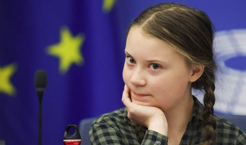 Greta-Thunberg,-lider-de-la-huelga-global-por-el-clima