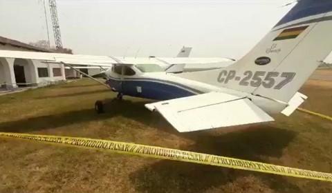 Fuerza-antidroga-secuestra-avionetas-y-armas-en-Beni-y-La-Paz
