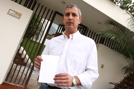 Branko Marinkovic retorna a su tierra natal