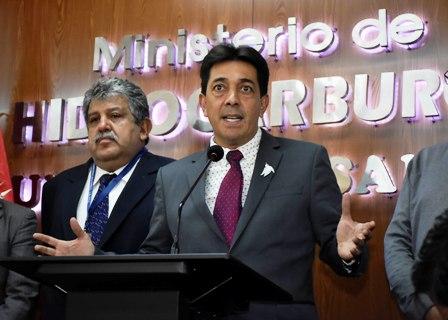 Ministerio de Hidrocarburos presidirá directorio de YPFB