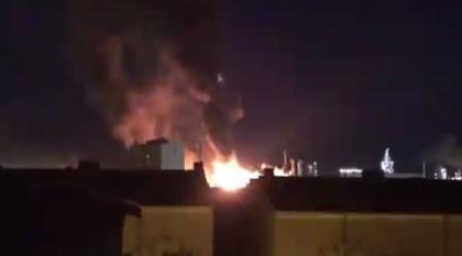 Explosion-en-la-petroquimica-de-Tarragona:-al-menos-un-muerto-y-seis-heridos