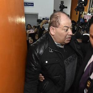 Romero-sale-del-Hospital-y-llega-a-la-Fiscalia-para-declarar
