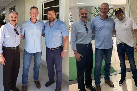 Branko-Marinkovic-ya-esta-en-Bolivia,-fue-recibido-por-Doria-Medina-y-Camacho