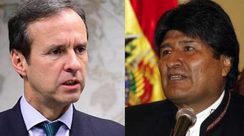 Tuto Quiroga advierte plan de 'golpe judicial' de Evo Morales