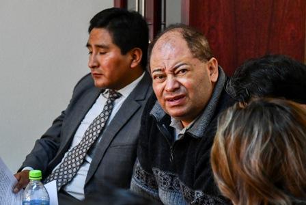 Rechazan la acción de libertad a Carlos Romero quien argumenta no haber hecho 'nada'