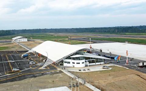 Dos ministerios controlarán el aeropuerto de Chimoré para evitar 'vuelos clandestinos'