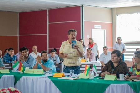 Villa Montes logra una vicepresidencia