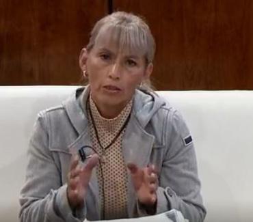 Dirigenta indígena acusa a Evo y denuncia violaciones de niñas y adolescentes en el Trópico