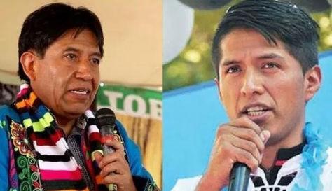 Proclamaran-al-binomio-Choquehuanca-Rodriguez-en-El-Alto